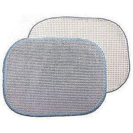 Microfaser DUO - Badscrubber  13x17 cm  schonend Microfaserbürste löst Kalk kommt in jede Ritze