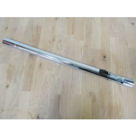 Staubsauger Teleskoprohr Stahl verchromt 36 mm L600 / 950 mm K18/123