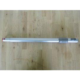 Staubsauger Teleskoprohr 27 mm Stahl verchromt L 655 /1015 mm KOST-EX K18/129