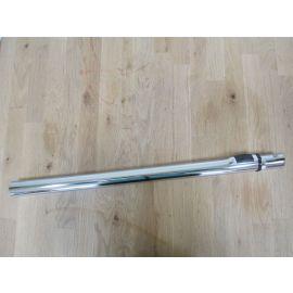 Staubsauger Teleskoprohr 30 mm Stahl verchromt L 610 / 1010 mm KOST-EX K18/132