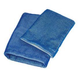 SAMT-SCRUBBER Handschuh  14 x 19 cm  schonend abspülen  auch für empfindliche Oberflächen