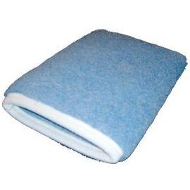 SCHRUBB-Handschuh  löst Fett  Schmutz für Zuhause und auch für das Gewerbe   15x21 cm  Polyesterfaser