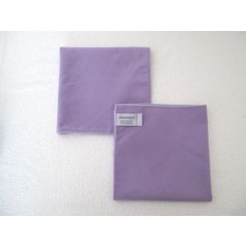 MICROFASER Staubtuch  extra sanft Möbeltuch staub wischen  35 x 35 cm violett
