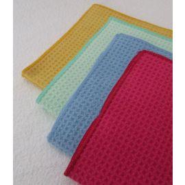 20 Stück Küchen Putztuch Glaskeramik Fett Microfaser kratzfrei Bad MR1-30